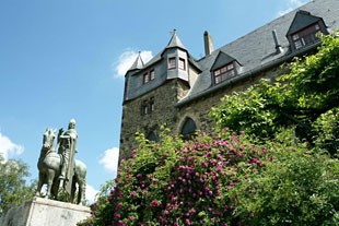 Schloss Burg Impression