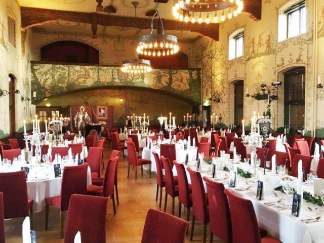 Romantik Hotel auf der Wartburg Impression