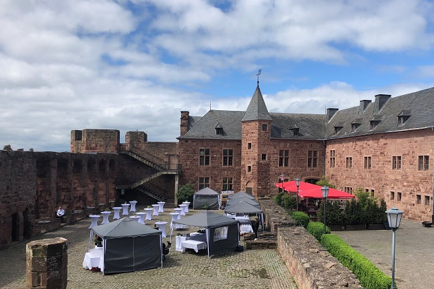 Burg Nideggen Impression