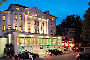 Hotel Goldene Traube Coburg Impression