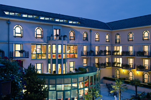 Victor´s Residenz-Hotel Schloss Berg Impression