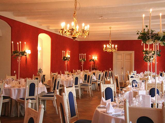 Hotel Burg Wanzleben Impression