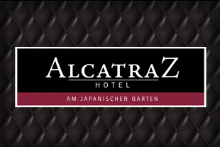 ALCATRAZ Hotel am Japan. Garten Impression