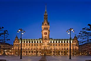 Parlament im Rathaus