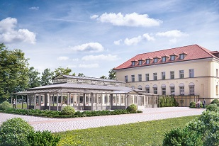 Seeschloss Schorssow Impression