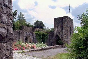 Schlossruine zu Arnsberg Impression