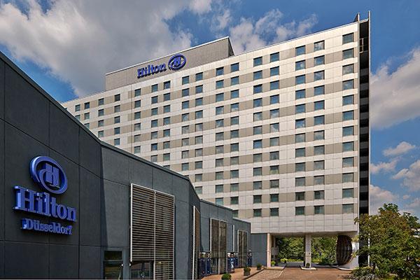 Hilton Düsseldorf Impression