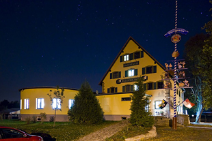 """Gastwirtschaft und Hotel """"Hallescher Anger"""""""