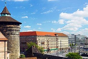 Le Méridien Grand Hotel Nürnberg Impression