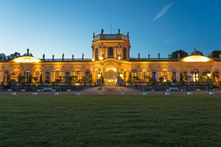 Orangerie Kassel Impression