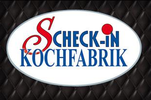 Scheck-In Kochfabrik Impression